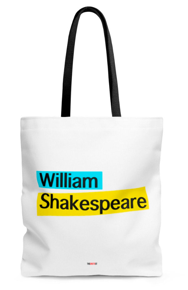 Shakespeare Tote bag - Gifts for readers