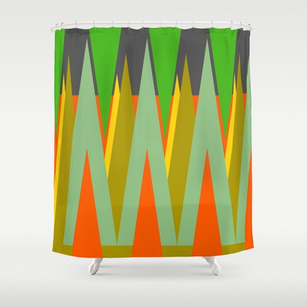 Modern Shower Curtain TheGretest