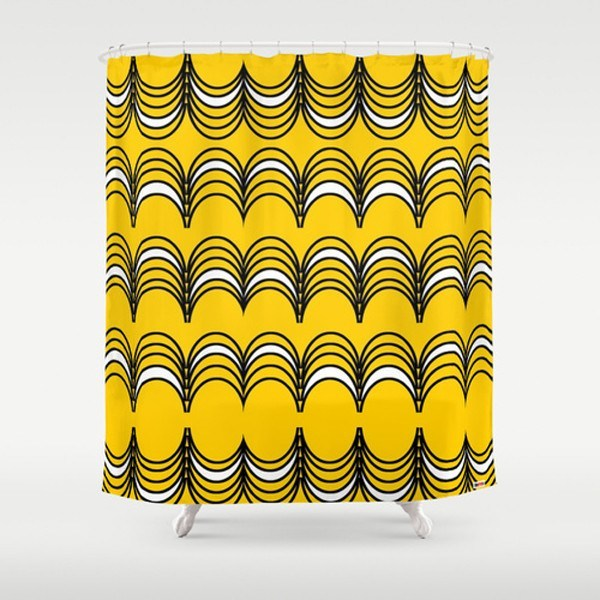 Modern Shower Curtain - The Gretest