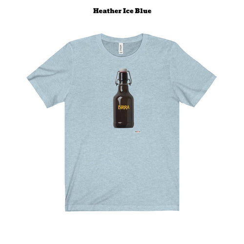 Beer Bottle T-shirt - Birra T-shirt (+15 colors)