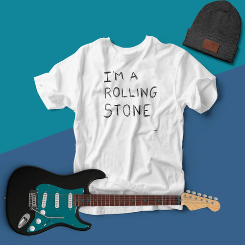 Rolling Stone T-shirt (+8 Colors)