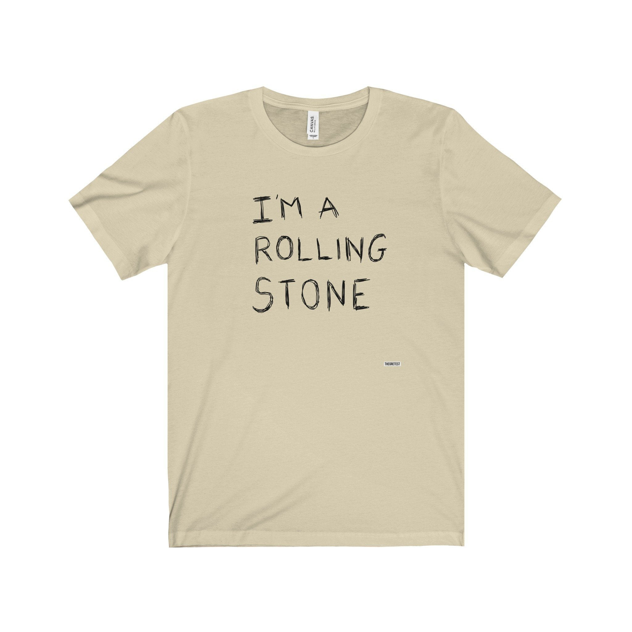 T-Shirt - Rolling Stone T-shirt (+8 Colors)