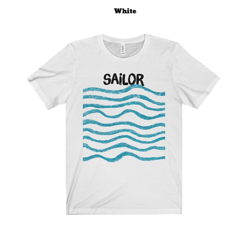 Sailor T-shirt - Stripes Tee (+14 Colors)