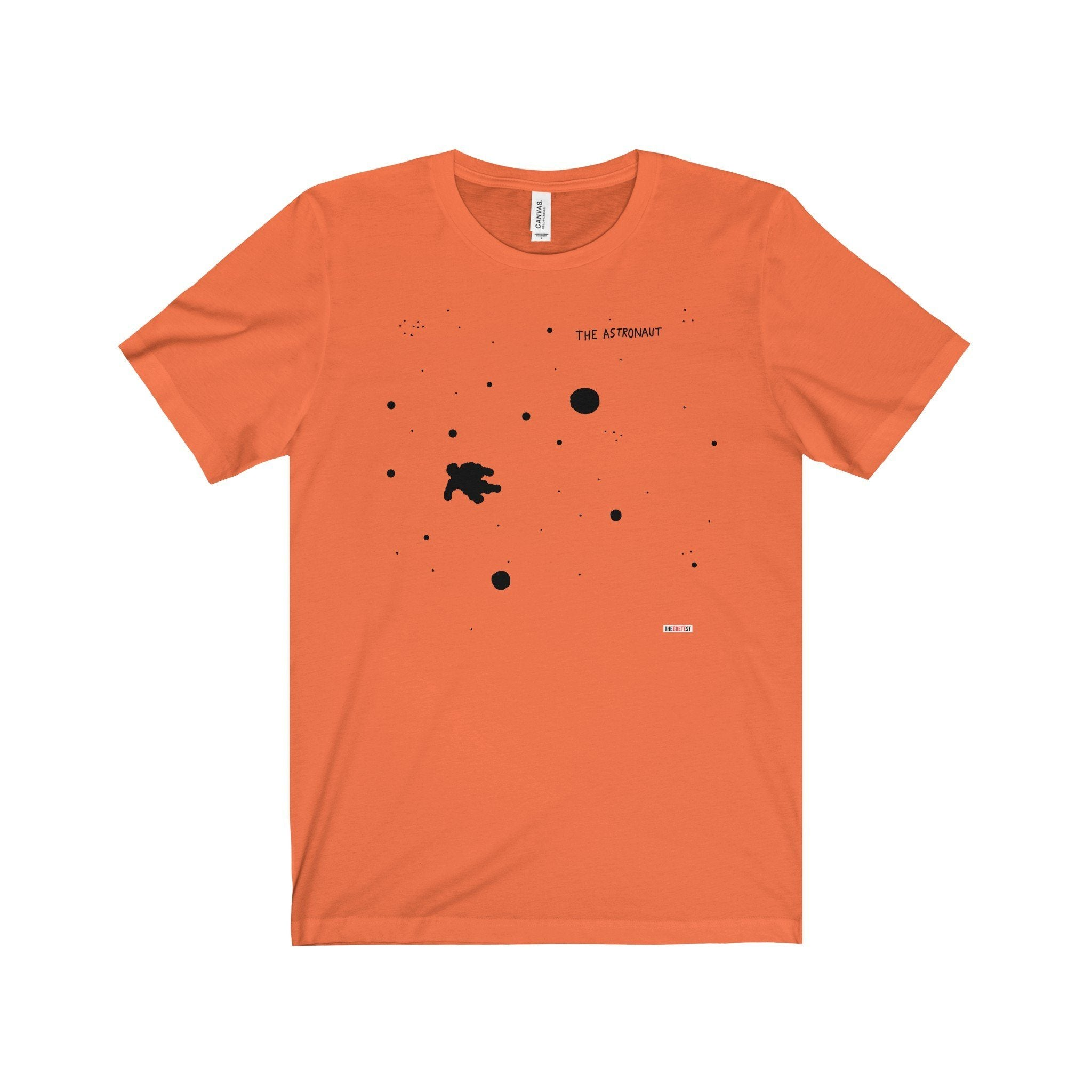 The astronaut T-shirt (+14 colors)-TheGretest