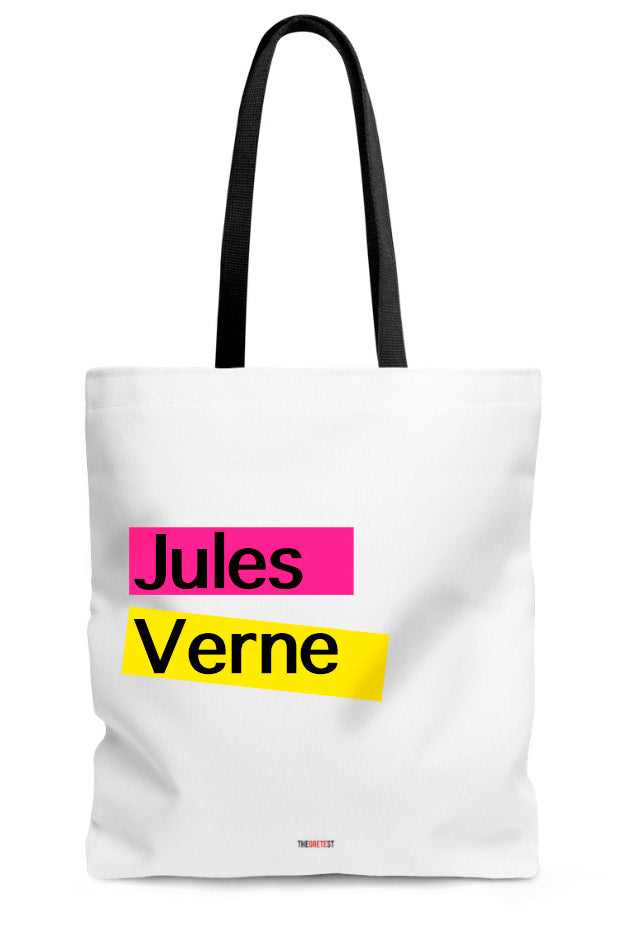 Julio Verne Tote bag - Gifts for Readers
