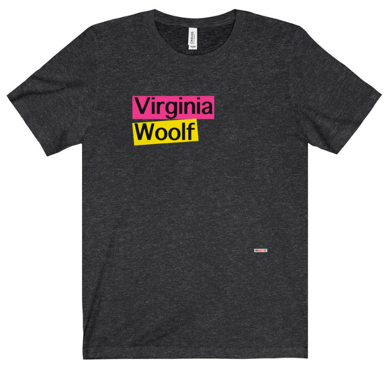Virginia Woolf T-shirt - Gifts for Readers