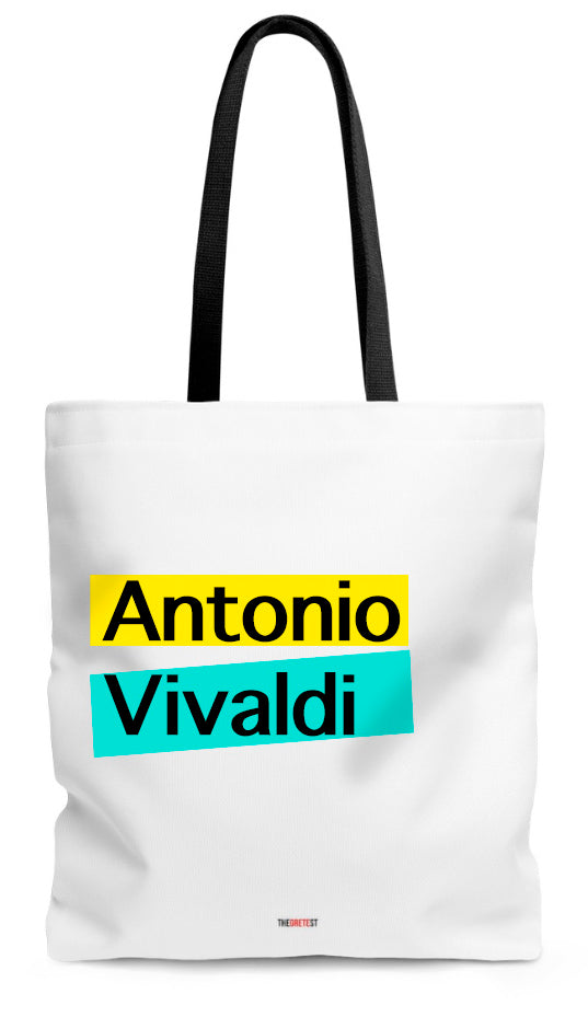 Vivaldi Tote bag - Gifts for classical music lovers