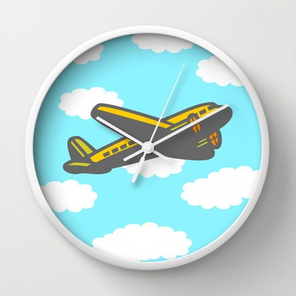 Plane Wall Clock-TheGretest