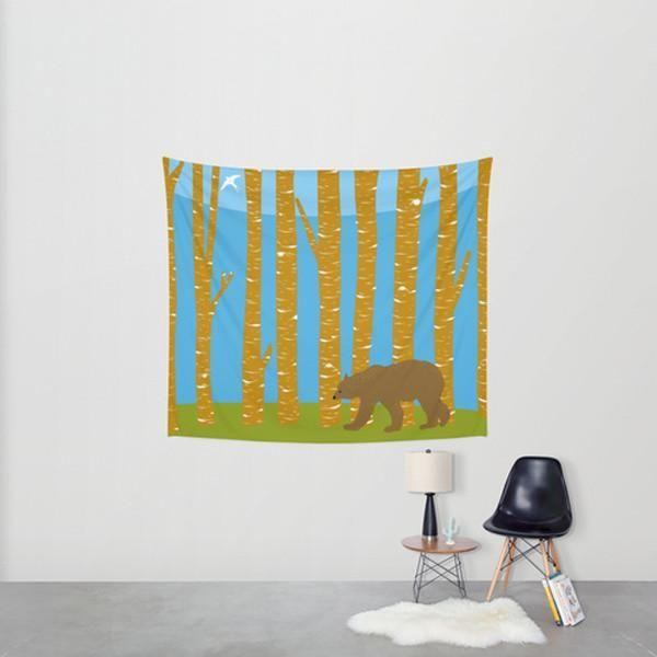 The Forest wall tapestry-TheGretest