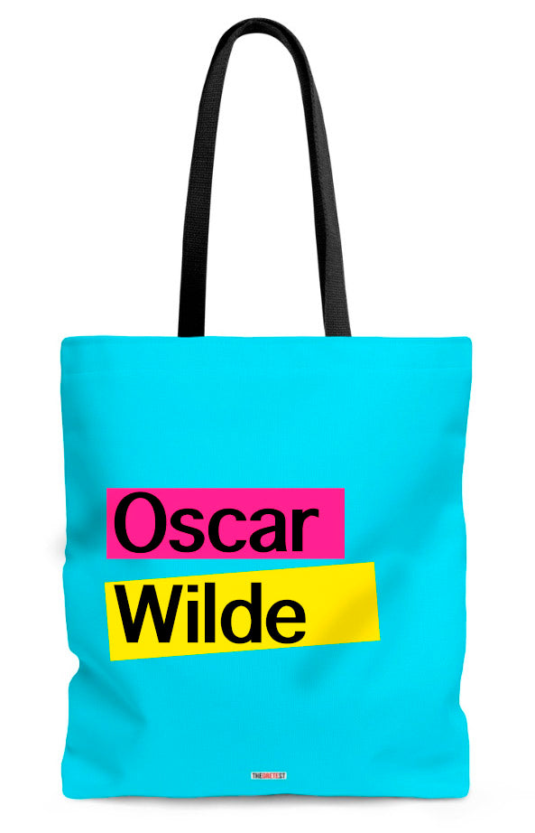 Oscar Wilde Tote bag - Gifts for readers