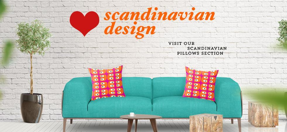 Scandinavian Pillows