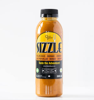 Sizzle Grilling Sauce