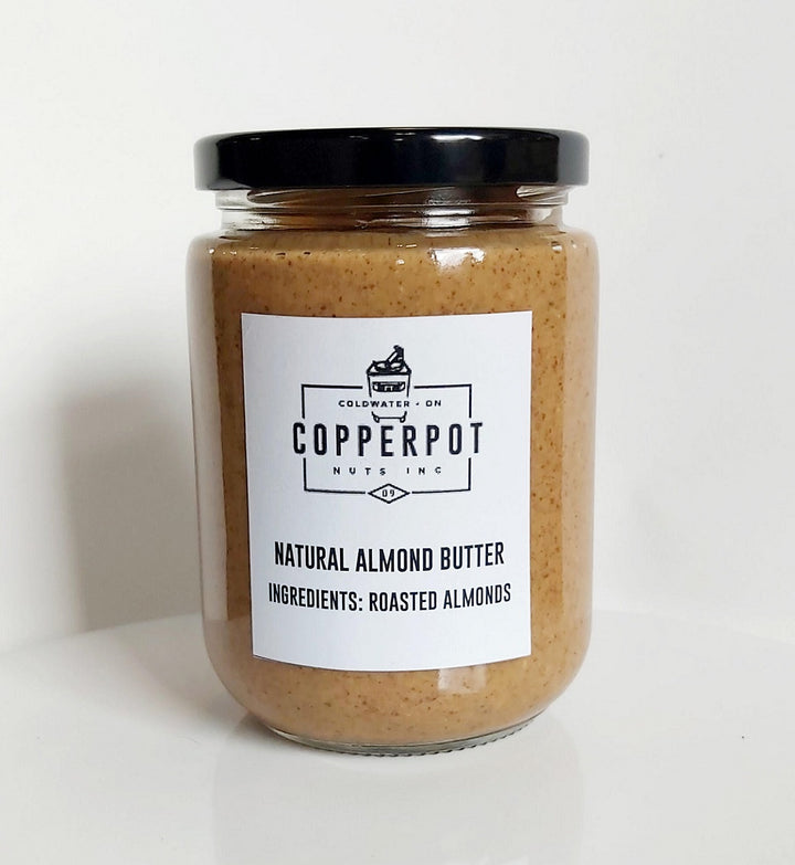 Natural Almond Butter