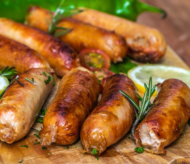 Breakfast sausages 1lb