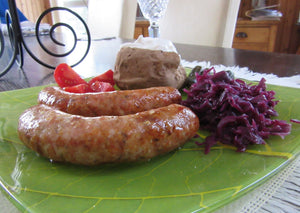 Turkey Cranberry Sausages (Pack of 3/450g)