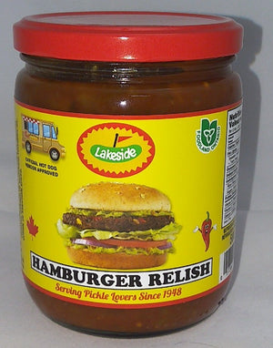 Hamburger Relish