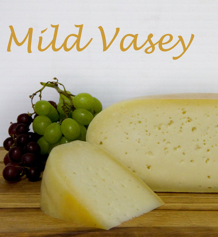 Vasey Sheep Cheese Mild Plain 200g