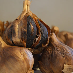 Black Garlic Bulbs 100gr