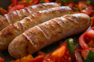 Feta Leek Pork Sausages (4 pack)