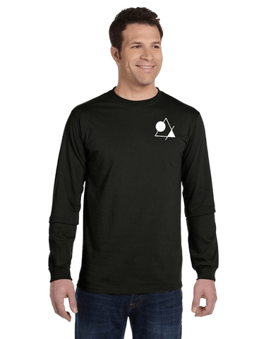 Men's Long Sleeve Tee - Vortex Apparel