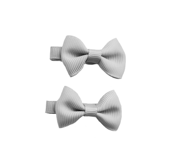 BABY BOW - Grey