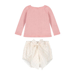 ROSA PALO KNITTED SET