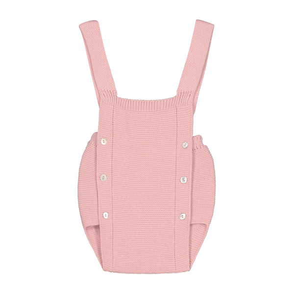 ROSA PALO KNITTED DUNGAREE