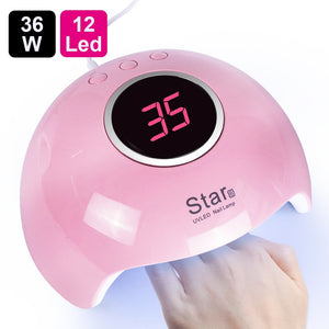 UV Light LED Nail Dryer