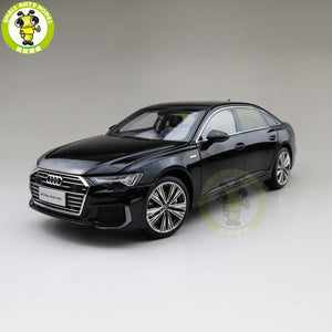 1:18 Scale Diecast Model Toy Audi A6L 2019