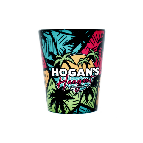 Hogan's Hangout Collectible Shot Glass