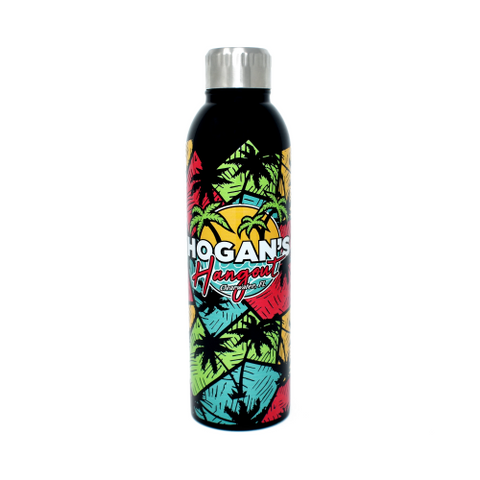 Hogan's Hangout Collectible Beach Travel Thermos