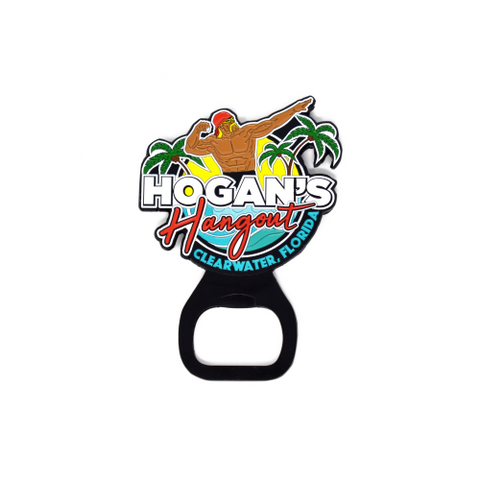 Hogan's Hangout Collectible Bottle Opener