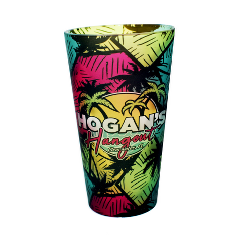 Hogan's Hangout Collectible Glass