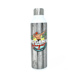 Hogan's Hangout Collectible Beach Wood Travel Thermos
