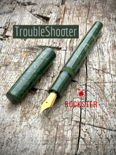 Load image into Gallery viewer, TroubleShooter 1313 in Mazzucchelli Ceblox Green