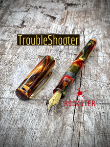 TroubleShooter 1313 in Rockster Keene Valley Resin