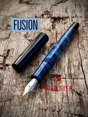 TroubleShooter Fusion 1313 Blue and Jet Black