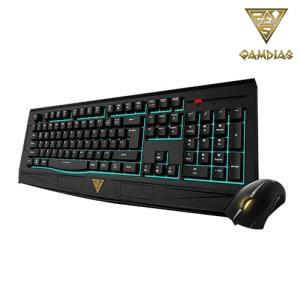 Gamdias Ares 7 Color Gaming Combo  GKC6001