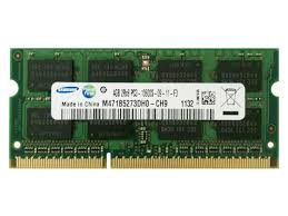 4GB DDR3 SO-DIMM Laptop Memory