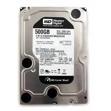 "500GB 3.5"" SATA Hard Drive"