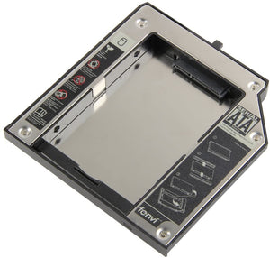 Laptop SATA 2nd HDD For lenovo Thinkpad  DVD Optical Bay