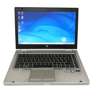 HP ELITEBOOK 8470P I5-3320m laptop