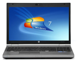 HP EliteBook 8560p I7-2620M Laptop