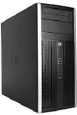HP Compaq 6300 Microtower Desktop Core i5-3470 Pc