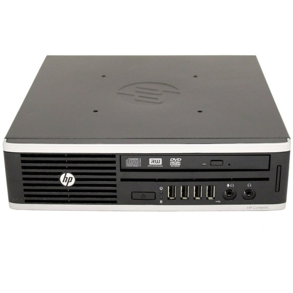 HP Compaq 8300 Elite USFF Core i5-3470S Slim Pc