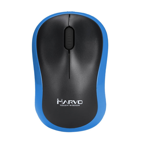 Marvo Office 2.4G Wireless Mouse 3 Buttons