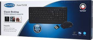 TopSync TS228 Wireless Keyboard & Mouse