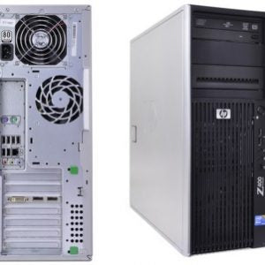 HP Z400 X5650 Workstation Pc
