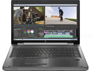 Hp Elitebook  8770W Core i7-3720QM Laptop