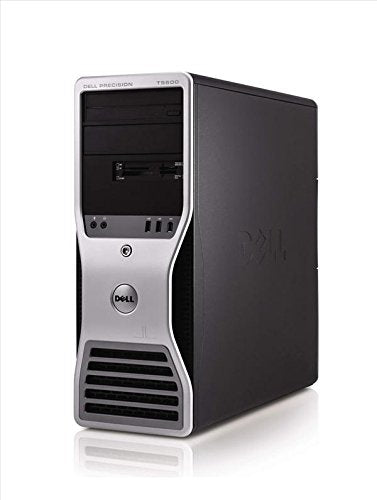 Dell Precision T3500 X5650 6 cores gaming PC